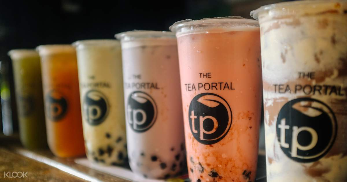 Up to 20% Off   Tea Portal Maginhawa Delivery/Takeaway in Manila ...